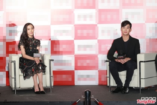 Kim Soo Huyn - AngelaBaby