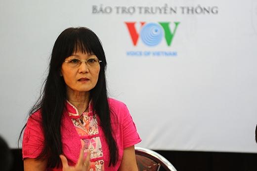 Các đại biểu cho biết:Festival Âm nhạc mới Á-Âulà cơ hội rất quý đối với các nhạc sĩ của Việt Nam