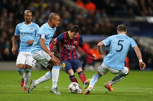 Messi cũng chỉ đứng thứ 6