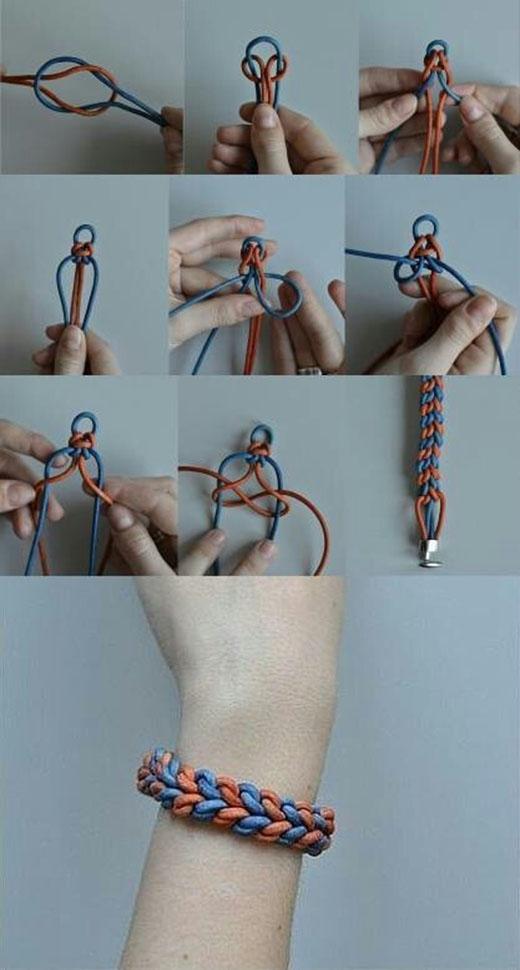 Nếu không tìm được dây dù ưng ý, bạn có thể thay thế bằng các loại dây giày màu sắc