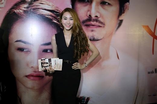 Ngân Khánh ra mắt phim đầy rẫy cảnh nóng - Tin sao Viet - Tin tuc sao Viet - Scandal sao Viet - Tin tuc cua Sao - Tin cua Sao