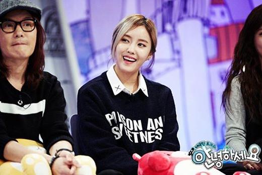 Hyomin (T-ara) vẫn được bố mẹ trợ cấp