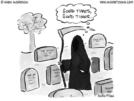 16 sự thật về cái chết không phải ai cũng biết
