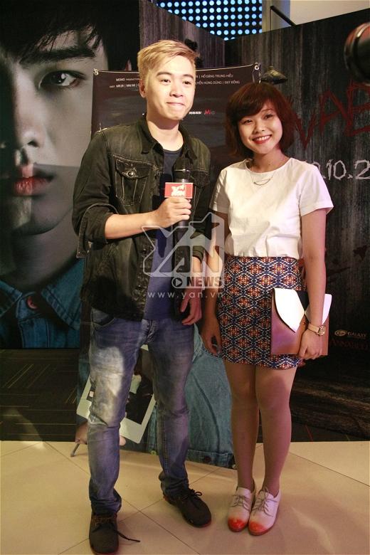 Nhạc sĩ Phạm Toàn Thắng đến cùng giọng ca Bốn chữ lắm Trương Thảo Nhi.