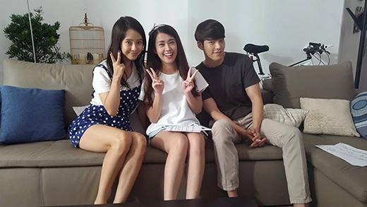 Ngọc Thảo: Đóng phim cùng Kim Won Bin là một may mắn lớn!