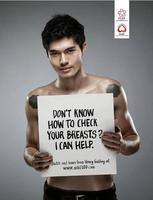Không biết kiểm tra ngực thế nào? Tôi có thể giúp bạn.
