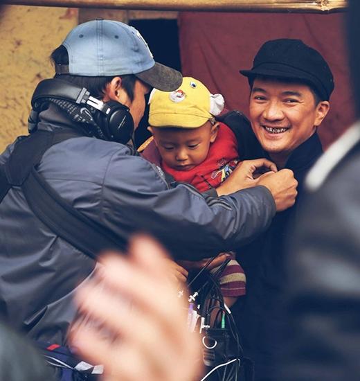 Đàm Vĩnh Hưng đảm nhận một vai diễn nhỏ trong phim Hiệp sĩ mù - Tin sao Viet - Tin tuc sao Viet - Scandal sao Viet - Tin tuc cua Sao - Tin cua Sao