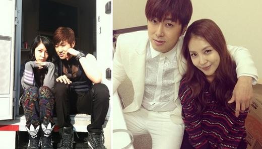 BoA và Yunho là hai người bạn cùng tuổi và cùng là thực sinh trong công ty SM Entertainment. Không chỉ là bạn thân, đồng nghiệp mà họ còn là một cặp đôi ăn ý trong những dự án âm nhạc và điện ảnh. BoA từng nói rằng nếu bị lạc vào đảo hoang cô muốn được ở bên cạnh Yunho.