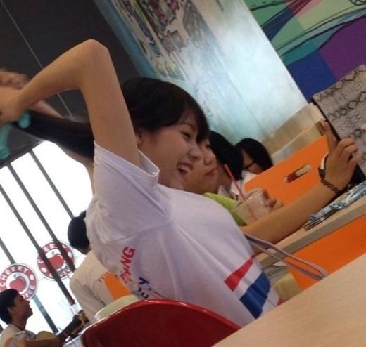 Nhan sắc 9X Sài thành nổi tiếng vì bị chụp ảnh lén | Tin tức Giới trẻ