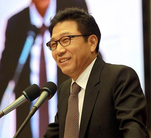 Chủ tịch SM Entertainmet Lee Soo Man