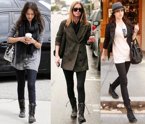 Tuyệt chiêu phối đồ cực chất cho các cô nàng mê giày boots