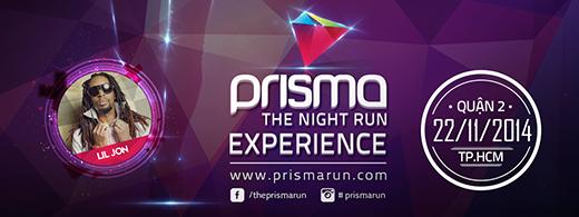 Đêm hội chạy bộ siêu độc đáo Prisma – The Night Run