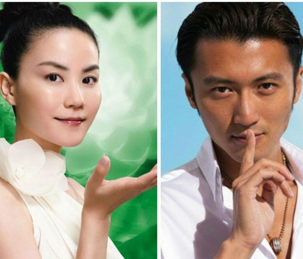 Cặp đôi Vương Phi - Tạ Đình Phong tái hợp.
