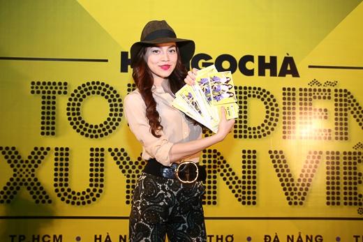 Hồ Ngọc Hà quyết định tặng thêm 500 vé miễn phí cho khán giả - Tin sao Viet - Tin tuc sao Viet - Scandal sao Viet - Tin tuc cua Sao - Tin cua Sao