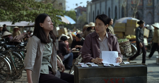 """Hai trợ thủ đắc lực của """" Bà Trùm"""" Hương Ga"""