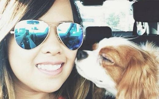 Nina Pham, bệnh nhân Ebola người Mỹ gốc Việt. Ảnh: Telegraph