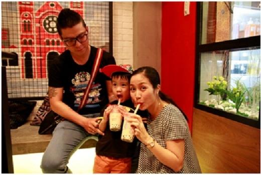 Nàng Ốc bị cuốn hút ngay từ lần đầu uống Gong Cha với vị thanh mát từ trà và những hạt trân châu dai giòn vừa miệng