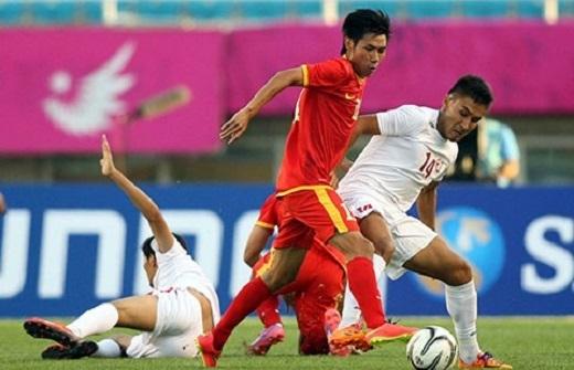 Sức sống và nỗ lực của các cầu thủ Olympic Việt Nam vô tình bị người lớn phủ nhận là… con hư. Ảnh: QUANG THẮNG
