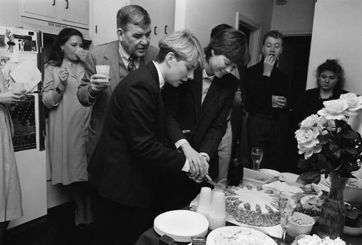 Buổi tiệc đám cưới của Cindy và Barb, Boston, 1986