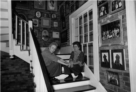 Niki và Betty, New Orleans, 1988