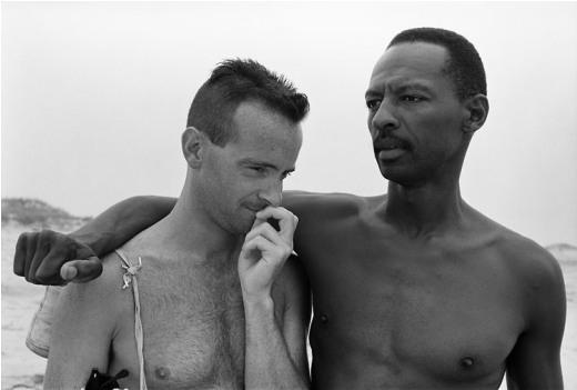 Reno và Lee, Fire Island, 1988