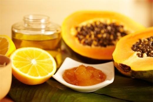 Làm trắng da với 3 loại trái cây ngọt lịm