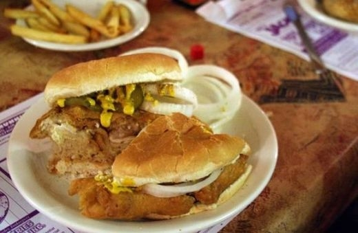 Những món ăn rùng rợn nhưng vẫn đắt khách trên thế giới
