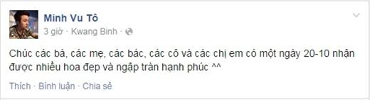 Chàng ca sĩ YanBi đã gửi những lời chúc tốt đẹp đến với 'Hội chị em phụ nữ' Việt Nam. - Tin sao Viet - Tin tuc sao Viet - Scandal sao Viet - Tin tuc cua Sao - Tin cua Sao