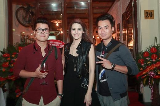 Đinh Mạnh Ninh - Andrea và Anh Tuấn