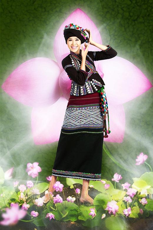 MC Quỳnh Hoa - Dân tộc Lự