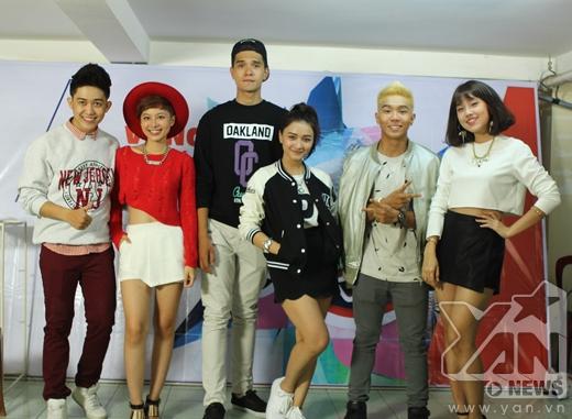 Top 6 tranh tài chung kết là các gương mặt: Quốc Bảo, Tuyền Tăng, Nhiko, Sơn Trà, Ctut, Misoa