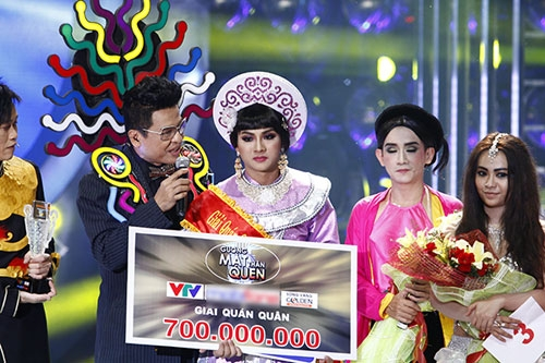 Hoài Lâm là quán quân Gương mặt thân quen mùa thứ 2 - Tin sao Viet - Tin tuc sao Viet - Scandal sao Viet - Tin tuc cua Sao - Tin cua Sao