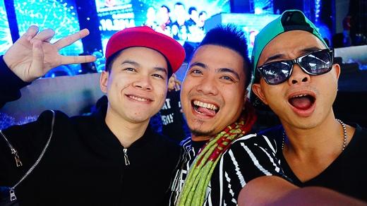 Hoàng Tôn - DJ Wang và Phúc Bồ
