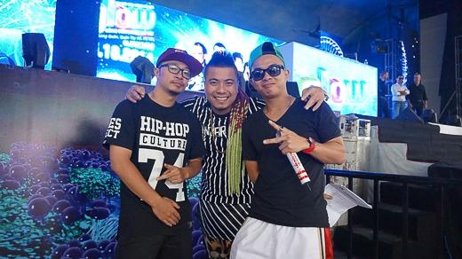Là DJ đắt show bậc nhất, Wang Trần tiếp tục mang sản phẩm mới của anh và ca sĩ Thu Minh, ca khúc Hangover đến gần với khán giả qua các chương trình như: Bài Hát Việt, So you think you can dance…