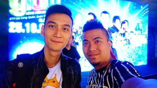 DJ Wang và DJ Nimbia