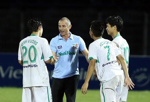 U19 HAGL quyết tâm trước Thái Lan.