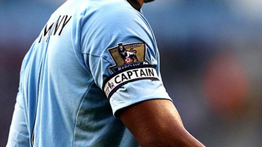 Được đeo băng thủ quân là ước mơ của mọi cầu thủ thi đấu tại Premier League