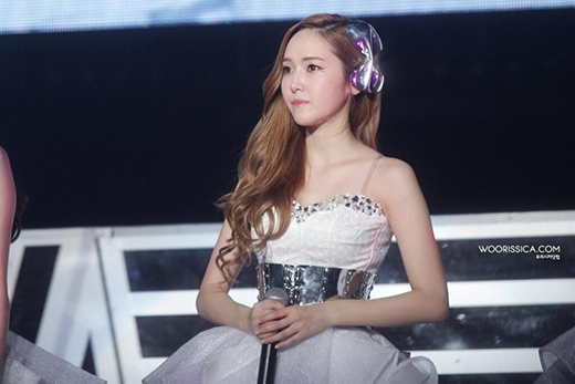 Diễn viên nhạc kịch chia sẻ về tính cách thật sự của Jessica
