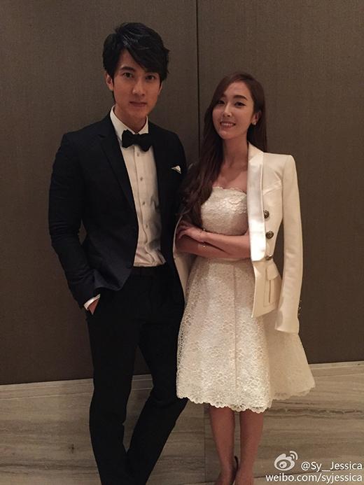 Jessica và Ngô Tôn