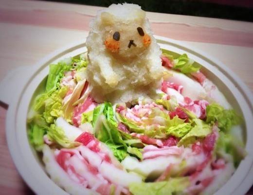 Thú vị những món ăn theo phong cách manga của Nhật Bản