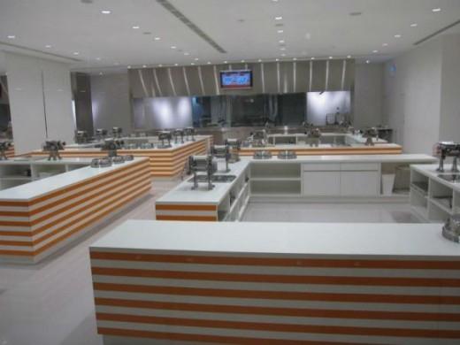 Bảo tàng mì ăn liền chỉ tìm thấy ở Nhật Bản