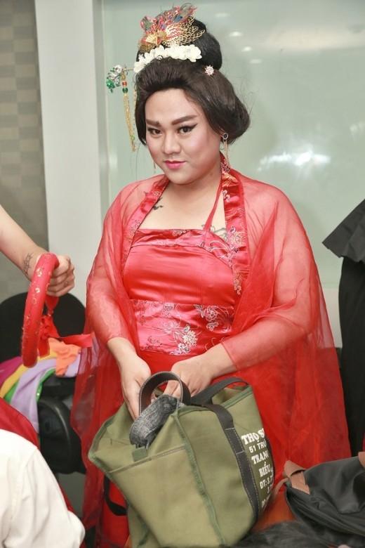 Sao Việt hóa ma quỷ đón Halloween sớm tại Thủ đô - Tin sao Viet - Tin tuc sao Viet - Scandal sao Viet - Tin tuc cua Sao - Tin cua Sao
