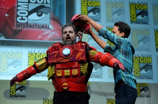 Trên thế giới Comic Con cũng nhận được sự quan tâm của rất nhiều nghệ sĩ, các nhà làm phim nổi tiếng