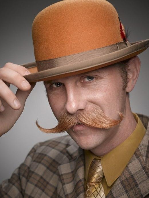 Thú vị những bộ râu và ria mép lạ nhất thế giới