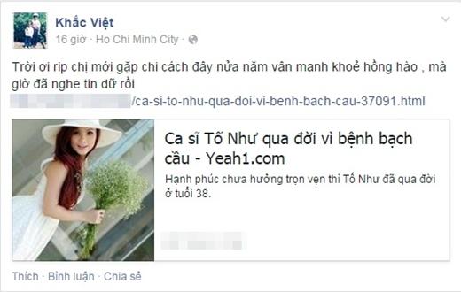 Khắc Việt.