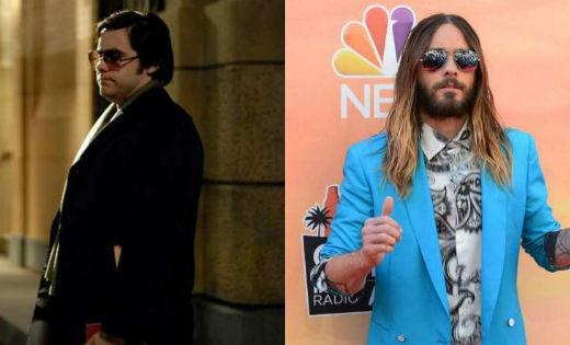 Jared Leto đã tăng lên hơn 30kg cho vai diễn Mark Chapman trong phim Chapter 27.
