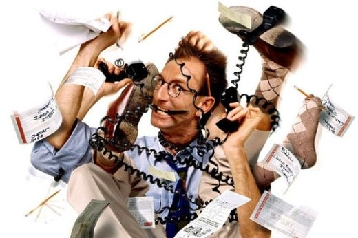 Nếu là một người làm việc đa nhiệm, hãy từ bỏ ngay hôm nay!