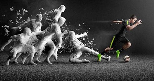 Ronaldo sở hữu một tốc độ siêu phàm và khả năng săn bàn mà bất cứ cầu thủ nào cũng phải mơ ước