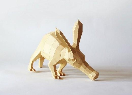 Thú vị những mô hình 3D xuất hiện ngoài đời thực