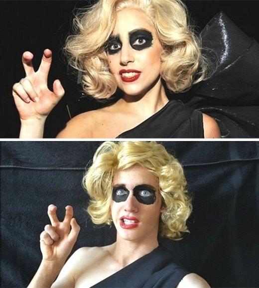 Lady Gaga phiên bản nào thì quái hơn?
